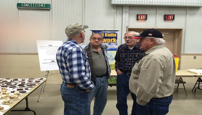 Adams County Farm Bureau Board Members